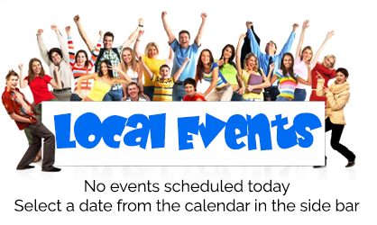 No events listed for today in Virginia Beach Virginia